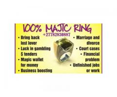Magic Ring For Miracle Wonders Powers/Protection +27782830887 Pietermaritzburg