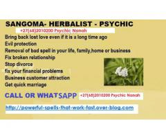 THE MOST POWERFUL SPIRITUAL WOMAN CALL ON +27(68)2010200
