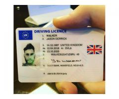 Buy Full UK Drivers License, Database registered DVLA and DVA verified  WhatsApp+447537106615