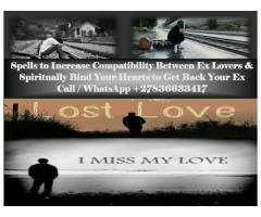 Lost Love Spells Caster - Real Voodoo Love Spells to Bring Back a Lover Call +27836633417